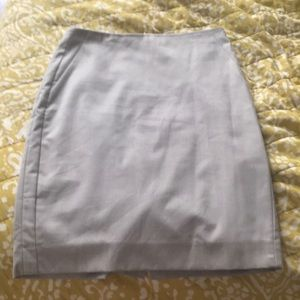Limited Tan Pencil Skirt